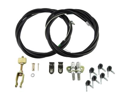 Acura CPB Caliper Wilwood Parking Brake Cable Kit Honda