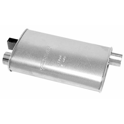 Exhaust Muffler-Quiet-Flow SS Muffler Walker 22317