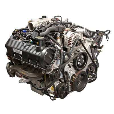 Summit Racing® Ford 4.6L SOHC 260 HP Crate Engines 46LE ...