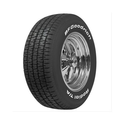 bfgoodrich radial t a tire 255 70 15 solid white letters With bfgoodrich red letter tires