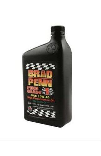 Brad Penn Motor Oil Grade 1 Semi Synthetic 10w40 Zddp