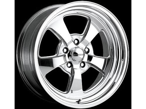 Center Line Wheels Sundance Retro Polished Wheel 17x9 5 5x4 75 Bc