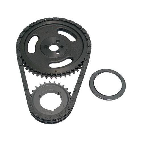 Summit Cam Bearing Tool: Cloyes Street True Roller Timing Set 9-1110T Chevy BBC 396