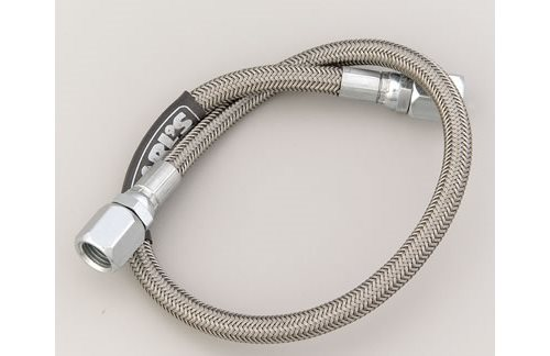 Stainless Steel Flexible Brake Lines : Earl s brake line speed flex braided stainless steel