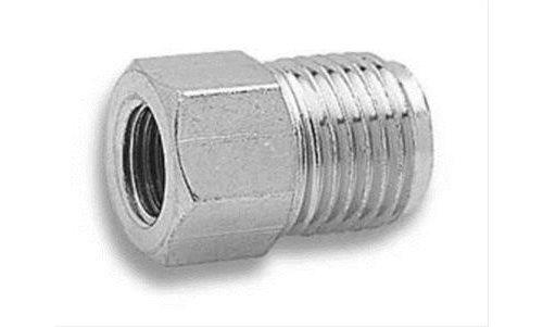 Edelmann brake fitting adapter hydraulic straight brass
