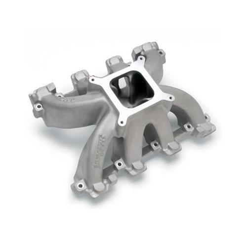 Ls1 Intake Manifold Edelbrock: Edelbrock Super Victor LS1 Carbureted Intake Manifold