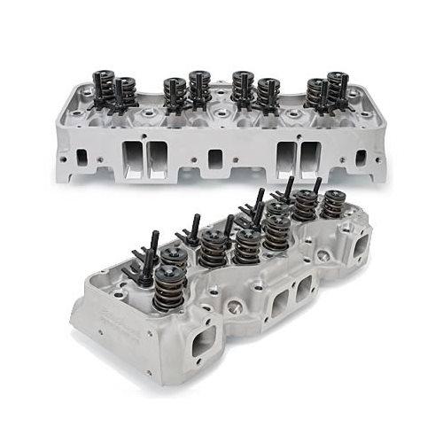 Edelbrock Cylinder Head Aluminum Assembled 220cc Intake