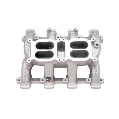 Ls1 Intake Manifold Edelbrock: Edelbrock Performer RPM Air-Gap Dual-Quad LS1 Intake