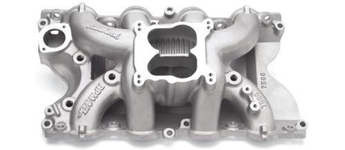 Ford 460 Spread Bore Intake Manifold : Edelbrock performer rpm air gap intake manold ford