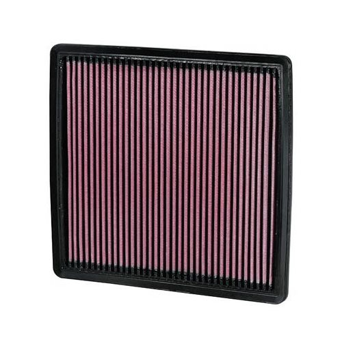 K Amp N Air Filters For Trucks : K n air filter element rectangular cotton gauze red ford