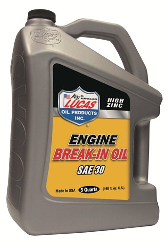 Lucas Engine Break In Oil Automotive 30w 5 Qts Ebay
