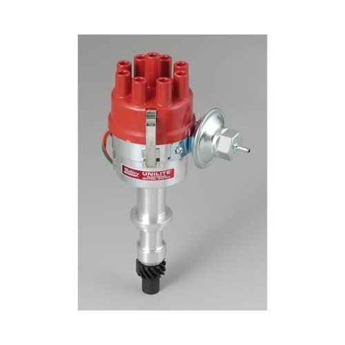 Mallory 4758001 Distributor Unilite Vacuum Advance Pontiac