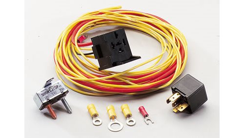 painless wiring 50102 relay fuel pump 30 amp single pole ... painless 50102 wiring diagram #1