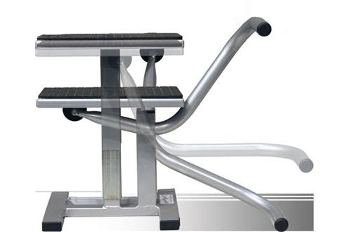 rage mx motorcycle stand foot pedal lift steel silver 350. Black Bedroom Furniture Sets. Home Design Ideas