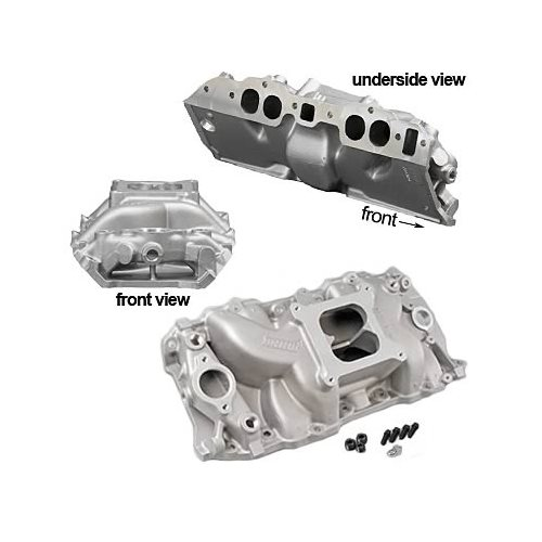 Summit Racing Stage 2 Intake Manifold Chevy BBC 396 427