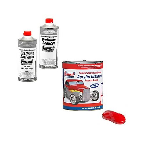 Summit Racing Equipment Acrylic Urethane Paint Combo Csumup304 Ebay