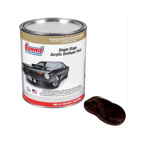 Paint Single Stage Uv Stable Acrylic Urethane Gloss Black Cherry Pearl 1 Gal Ebay
