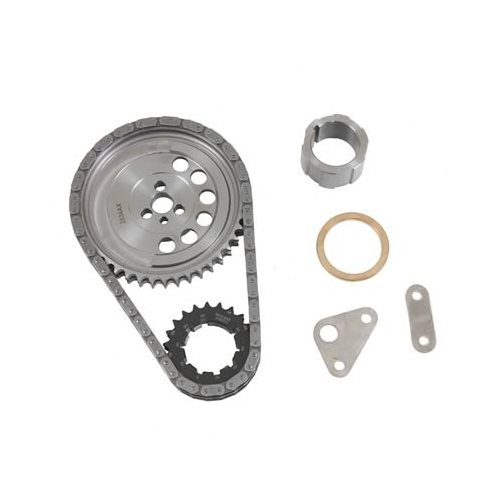Summit Cam Bearing Tool: Trick Flow Timing Chain And Gear Double Roller Billet
