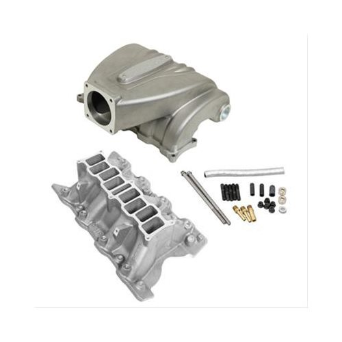 351 Windsor Supercharger Kit: Trick Flow« EFI Intake Manifold Kits For Ford 351C And