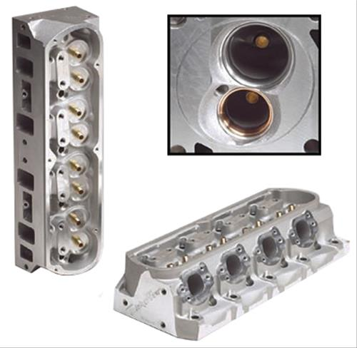 Details about Trick Flow Twisted Wedge Race 206 Cylinder Head for Small  Block Ford 5241B004M61