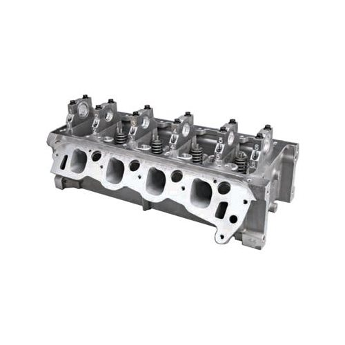 Trick Flow Twisted Wedge Race 195 Cylinder Head For 4.6L/5