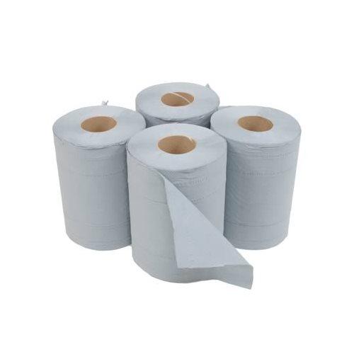 Shop Towels Paper Mache: Tork 130251A Paper Shop Towels 2-Ply Set Of 4 Rolls