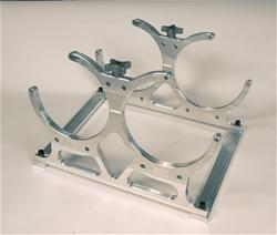 Aerospace Components AC-DNB - Aerospace Nitrous Oxide Bottle Brackets
