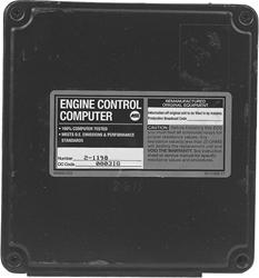 Cardone Industries 72-1198 - Cardone Remanufactured Engine Control Units
