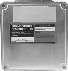 Cardone Industries 72-1305 - Cardone Remanufactured Engine Control Units