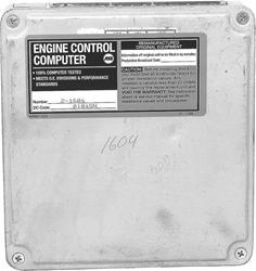 Cardone Industries 72-1604 - Cardone Remanufactured Engine Control Units