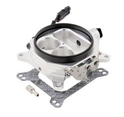 Accel 74202S3 - ACCEL DFI 4150 Series Flange Billet Throttle Bodies