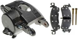 ACDelco 18035813 - ACDelco Professional Remanufactured Disc Brake Calipers