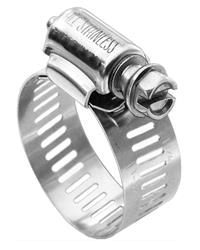 ACDelco 88926801 - ACDelco Standard Stainless Hose Clamps
