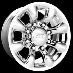 American Eagle Wheels 050 Black