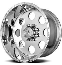 American Force Wheels AFTE01C17-1 - American Force Classic SS8 Series Polished Wheels