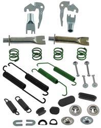 Drum Brake Hardware Kit Rear Dorman HW17545