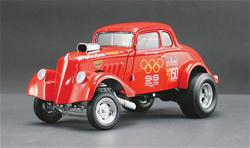 1:18 Scale Acme K. S. Pittman's 1933 Willys Gasser Die-Cast