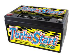 Turbo Start S16VL - Turbo Start 16 V Racing Batteries
