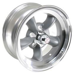 American Racing 1055761 - American Racing VN105D Torq-Thrust D Gray Wheels