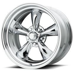 American Racing Vn615 Torq Thrust Ii Chrome Wheels Vn6157866 Free