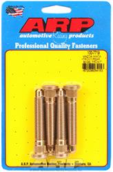 50mm Long Extended Wheel Studs Fits Lexus IS350 m12X1.5 Knurl 14.22mm Year 2015