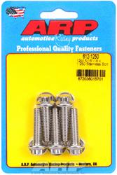 ARP 612-1250 - ARP Stainless Steel Bolts