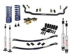RideTech 11175110 - RideTech StreetGrip Suspension Systems