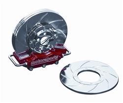 Disc Brake Coaster Set (set of 4)