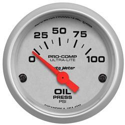 autometer ultra lite analog gauges 4327 free shipping on. Black Bedroom Furniture Sets. Home Design Ideas