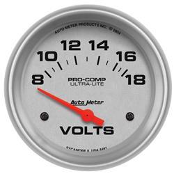 autometer ultra lite analog gauges 4491 free shipping on. Black Bedroom Furniture Sets. Home Design Ideas