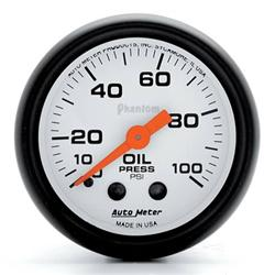 Auto Meter 5721 - Auto Meter Phantom Analog Gauges