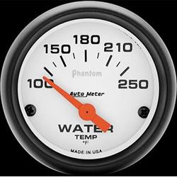 Auto Meter 5737 - Auto Meter Phantom Analog Gauges