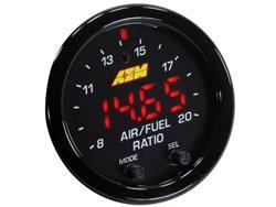 AEM Electronics 30-0300 - AEM Electronics X-Series Wideband UEGO Air/Fuel Sensor Controller Gauges