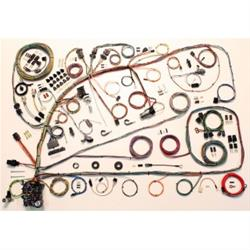 American Autowire Classic Update Series Wiring Harness Kits 510391Summit Racing